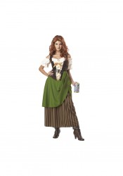 Tattered Tavern Maiden Costume