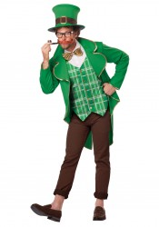 Adult Lucky Leprechaun