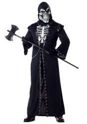 Men's Crypt Master Scary Demon Ghost Horror Costume