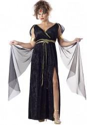 Medusa Greek Goddess Holiday Party Costume