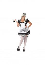 Dark Alice Plus Size Costume