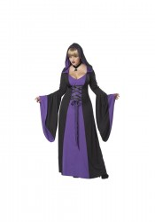 Deluxe Hooded Robe