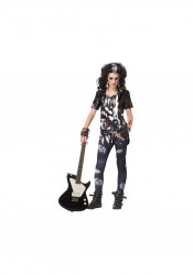 Tween's Rocked Out Zombie