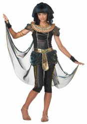Tween Dark Egyptian Princess