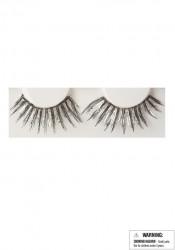 Eyelashes - Black/Silver