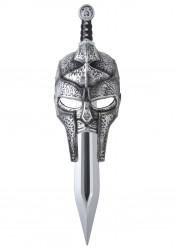 Gladiator Mask And Sword