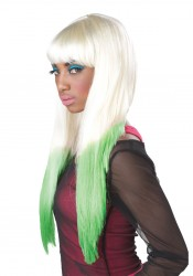 Color Dipped Wig