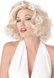 Sexy Marilyn Monroe Blonde Wig