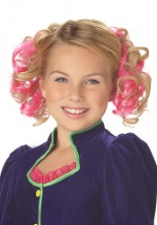 Curly Clips Holiday Party Costume Accessory
