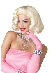 Diamonds Marilyn Wig