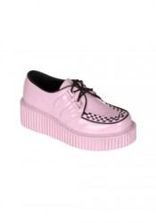 2 Inch Platform Creeper Women'S Size Shoe