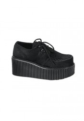 3 Inch Platform Creeper Women'S Size Shoe
