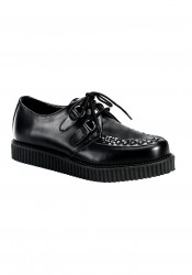 Men'S 1 Inch D-Ring Lace-Up Creeper Shoe