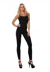 Black Basic Unitard Costume Starter