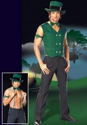 Get Lucky Leprechaun Male Costume