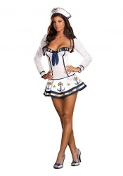 Makin' Waves Sailor Costume