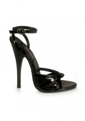 6 Inch Strappy Ankle Wrap Sandal