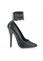 6 Inch Pump With Interchangeable Ankle Cuffs