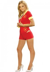 Life Guard Costume
