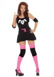 Women's Sassy Skater Costume