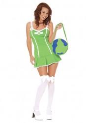 Go Green Girl Costume