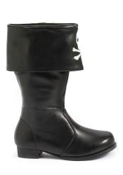 1 Inch Heel Children's Pirate Boot