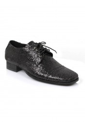 Men's 1 Inch Heel Glitter Shoe
