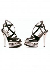 Ellie Shoes Daria Platform Sandal