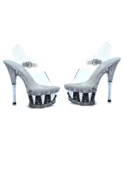 6 Inch Ankle Strap With Platform