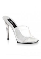 4 1/2 Inch Heel Sandal