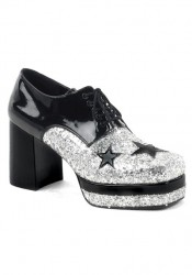 Men's Platform Shoe, 3 1/2 Inch