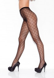 Diamond Fence Pantyhose