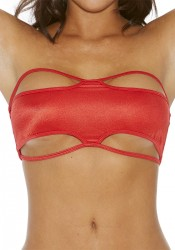 Strappy Bandeau Top
