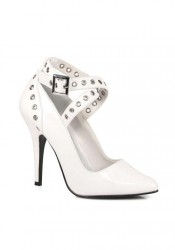 5 Inch Crisscross Pump With Eyelet-Hole Punch