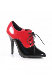 5 Inch Oxford Lace Up Pump