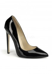 Devious 5 1/4 Inch Heel Stiletto Pump