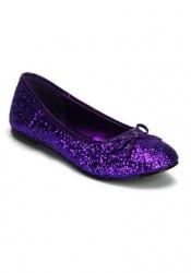 Glitter Flats Women'S Size Shoe