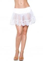 Tear Drop Petticoat