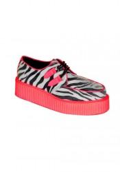 Men's 2 Inch Platform Uv Vegetarian Creeper Shoe