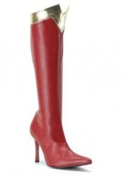 Women's 3 3/4 Inch Heel Super Hero Boot