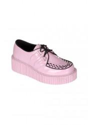 2 Inch Platform Creeper Women'S Size Shoe