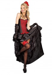 High-Low Burlesque Skirt Costume Starter