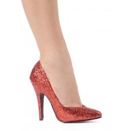 5 Inch Glitter Pump Women'S Size Shoe