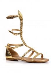 0 Inch Children's Gladiator Flat Sandal
