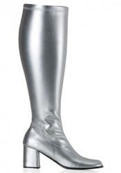 Wide Width Gogo Boot, 3 Inch Block Heel