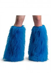 Faux Fur Boot Sleeves